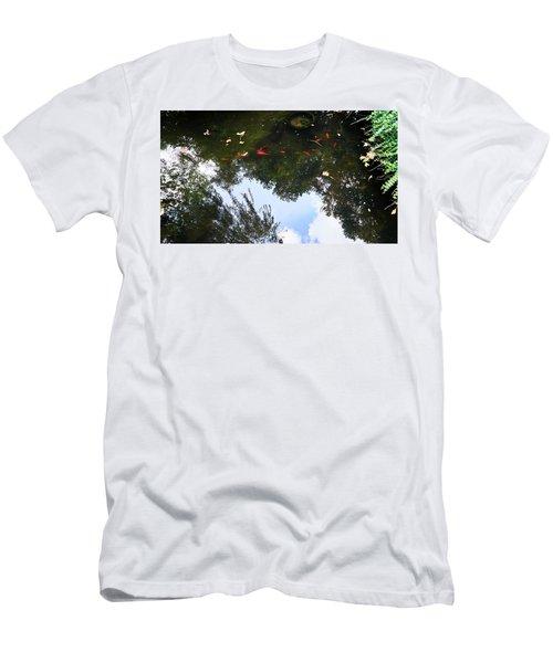 Jing An Park II Men's T-Shirt (Athletic Fit)
