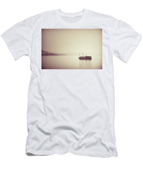 Junk Men's T-Shirt (Athletic Fit)