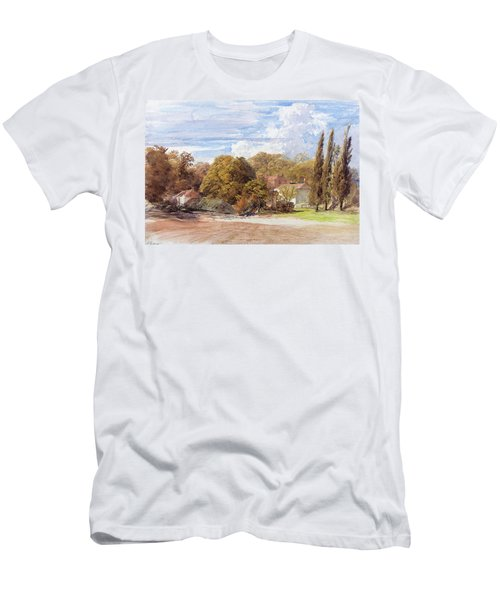 Kensington Gardens - Digital Remastered Edition Men's T-Shirt (Athletic Fit)