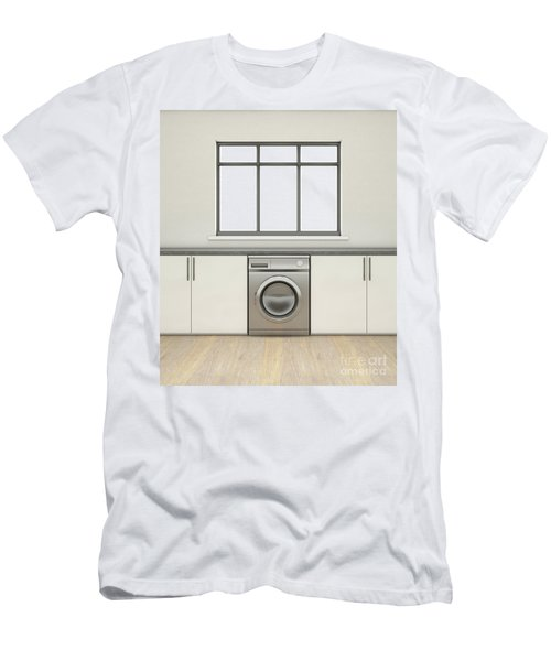 Kitchen And Cupboards Men's T-Shirt (Athletic Fit)