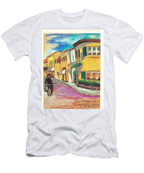 La Bichicletta Men's T-Shirt (Athletic Fit)