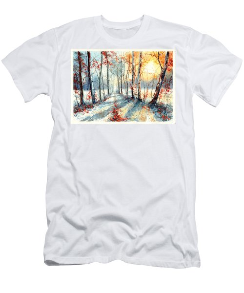 Last Leaves Men's T-Shirt (Athletic Fit)