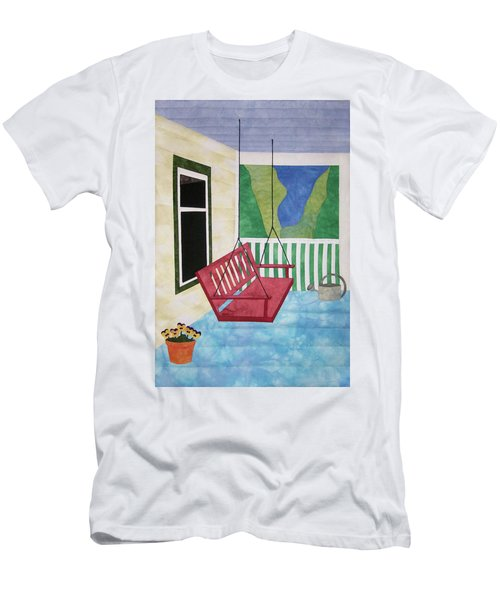 Lazy Summer Afternoon Men's T-Shirt (Athletic Fit)