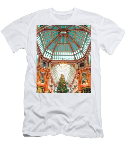 Leadenhall Market Men's T-Shirt (Athletic Fit)