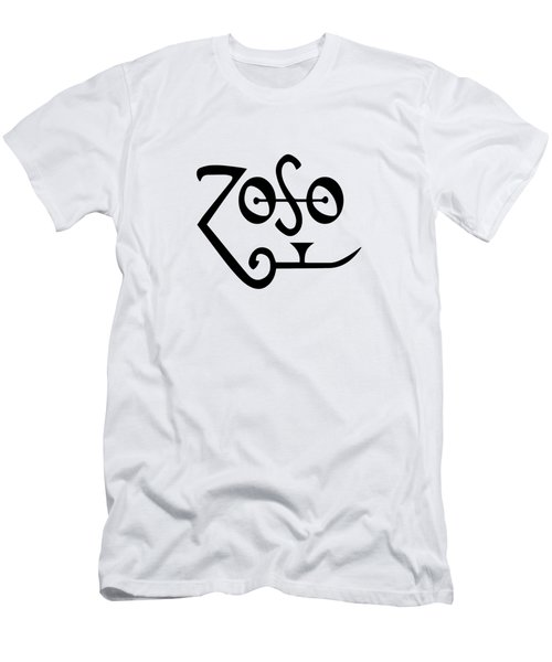 Led Zeppeling Z O S O - T-shirts Men's T-Shirt (Athletic Fit)