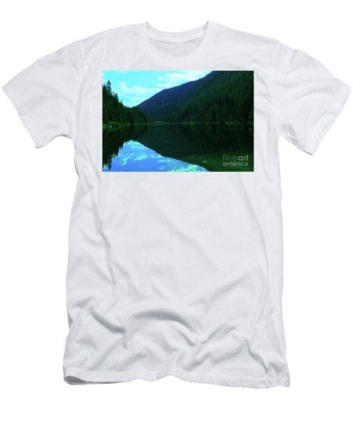 Lingering In A Beautiful Stillness Men's T-Shirt (Athletic Fit)