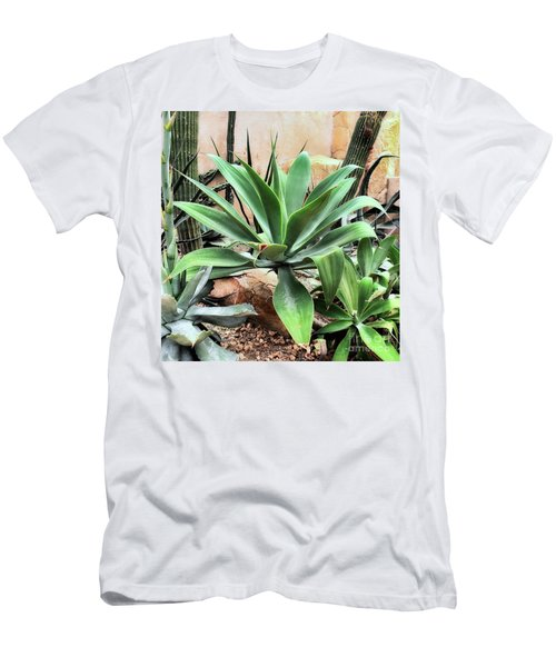 Lion's Tail Agave Men's T-Shirt (Athletic Fit)