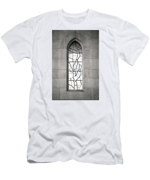 Lone Cathedral Window Men's T-Shirt (Athletic Fit)