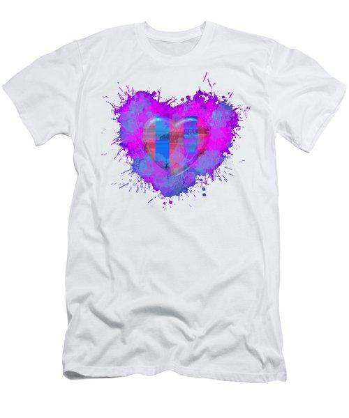 Love Barcelona Men's T-Shirt (Athletic Fit)