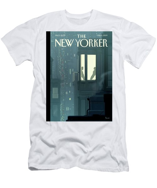 Love Interest Men's T-Shirt (Athletic Fit)