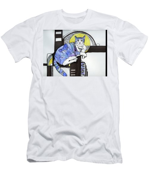 Lucy Men's T-Shirt (Athletic Fit)