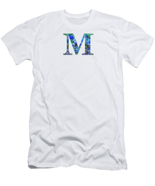M 2019 Collection Men's T-Shirt (Athletic Fit)
