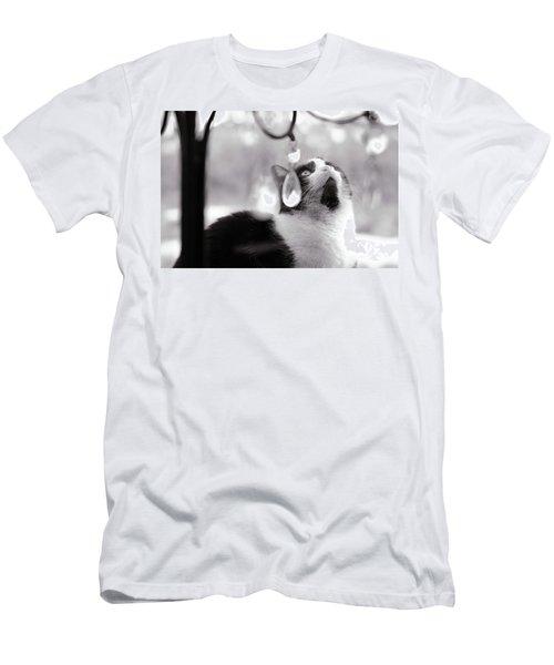 Magic Crystals Men's T-Shirt (Athletic Fit)