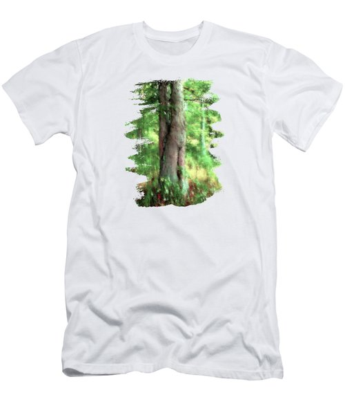 Marriage Tree Men's T-Shirt (Athletic Fit)