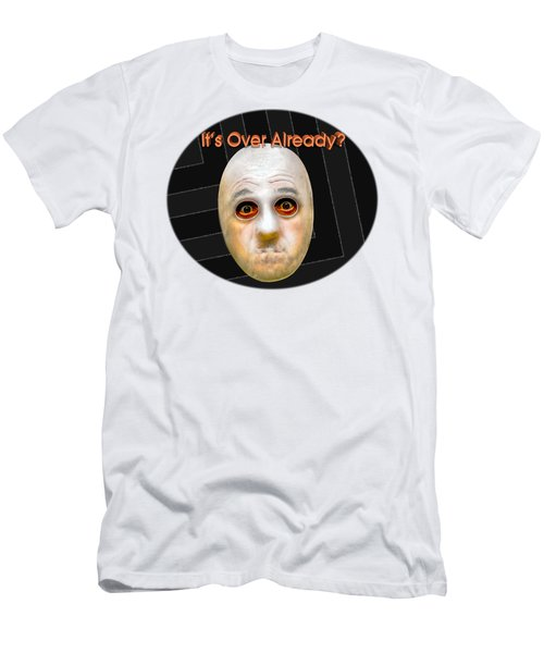 Masked Surprise Men's T-Shirt (Athletic Fit)