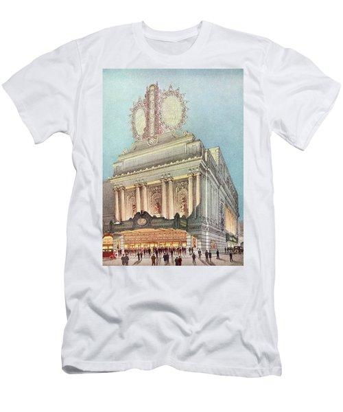 Mastbaum Theatre Men's T-Shirt (Athletic Fit)