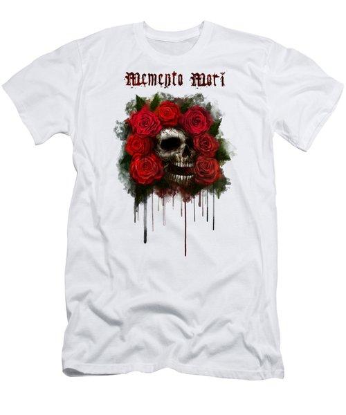 Memento Mori Men's T-Shirt (Athletic Fit)