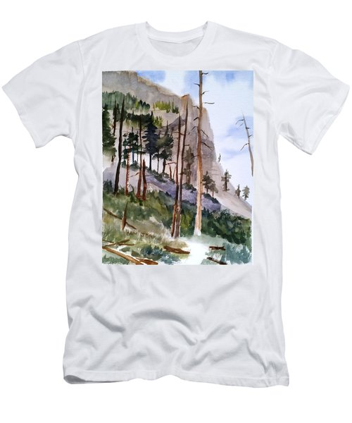 Mill Creek Canyon Men's T-Shirt (Athletic Fit)