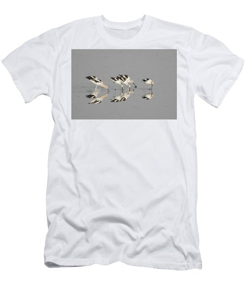 Mirror Image Men's T-Shirt (Athletic Fit)