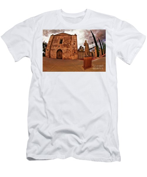 Mission San Gabriel San Gabriel Ca Men's T-Shirt (Athletic Fit)