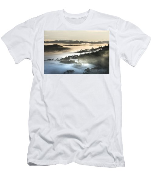 Mist Men's T-Shirt (Athletic Fit)