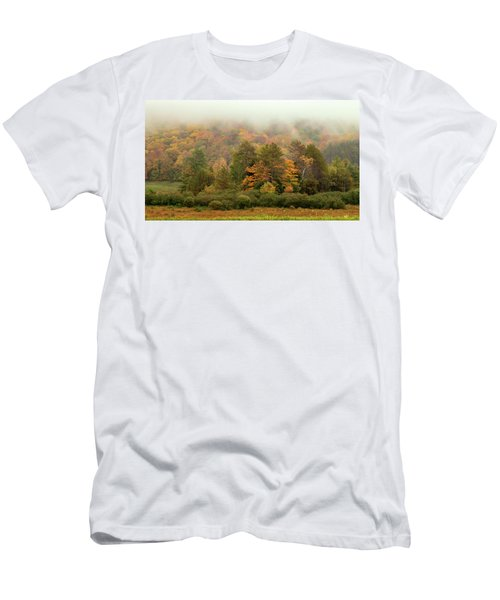 Misty Mountain Men's T-Shirt (Athletic Fit)