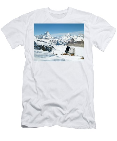 Monte Rosa Men's T-Shirt (Athletic Fit)