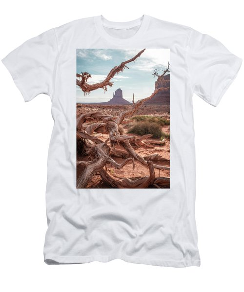 Monument Valley II Men's T-Shirt (Athletic Fit)