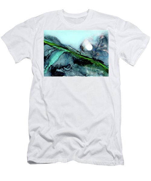 Moondance II Men's T-Shirt (Athletic Fit)
