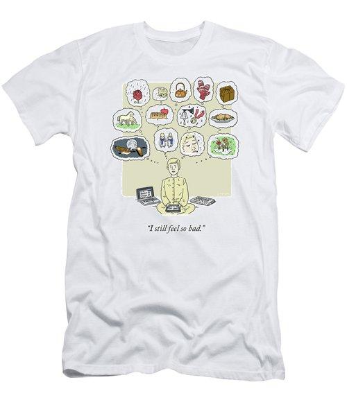 My Favorite Things Men's T-Shirt (Athletic Fit)