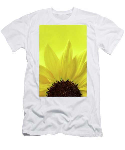 Men's T-Shirt (Athletic Fit) featuring the photograph My Sunshine by Michelle Wermuth