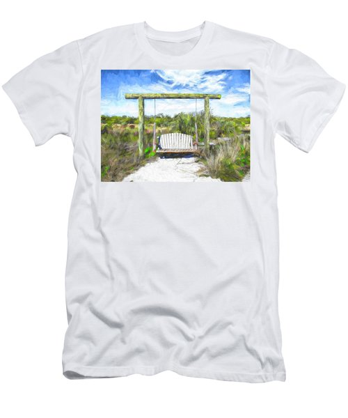 Nature Swing Men's T-Shirt (Athletic Fit)