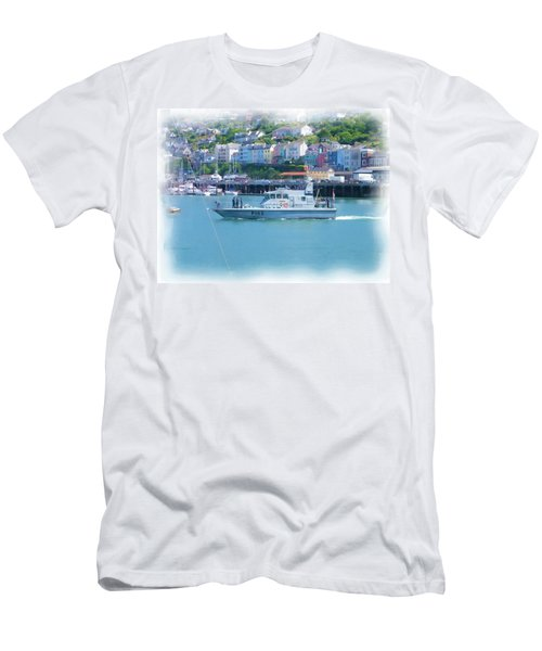 Naval Vessel Men's T-Shirt (Athletic Fit)