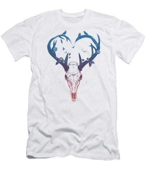 Neverending Love Men's T-Shirt (Athletic Fit)
