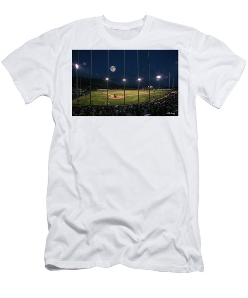 Night Game Men's T-Shirt (Athletic Fit)