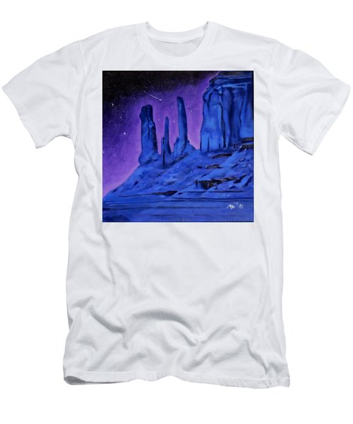 Night Visions Men's T-Shirt (Athletic Fit)