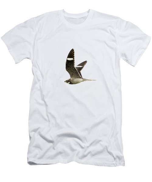 Men's T-Shirt (Athletic Fit) featuring the photograph Nightjar by Jeff Phillippi