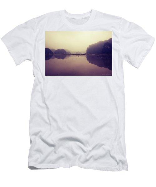 Ninh Binh Men's T-Shirt (Athletic Fit)