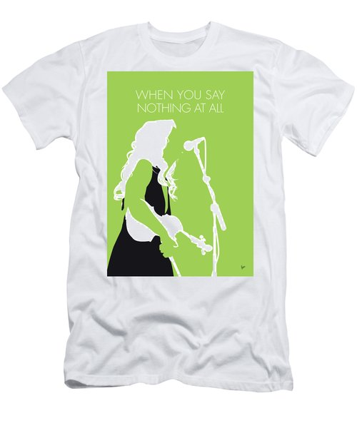 No276 My Alison Krauss Minimal Music Poster Men's T-Shirt (Athletic Fit)