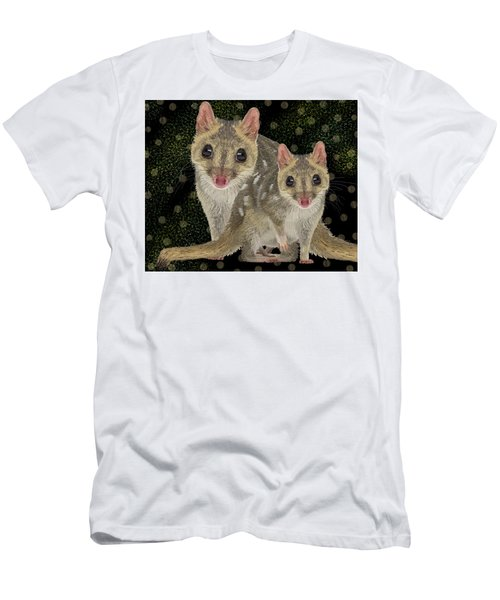 Northern Quoll 3 Men's T-Shirt (Athletic Fit)