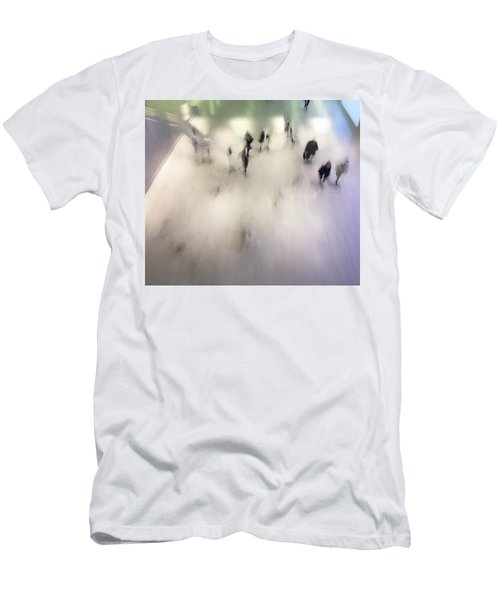 Not Fade Away Men's T-Shirt (Athletic Fit)