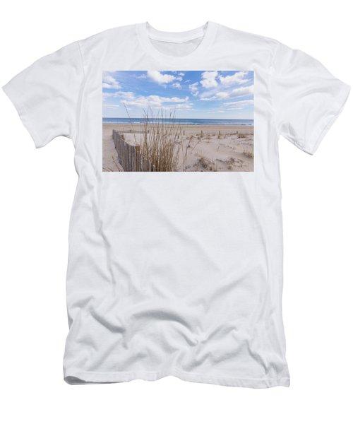 Ocean Dune Men's T-Shirt (Athletic Fit)