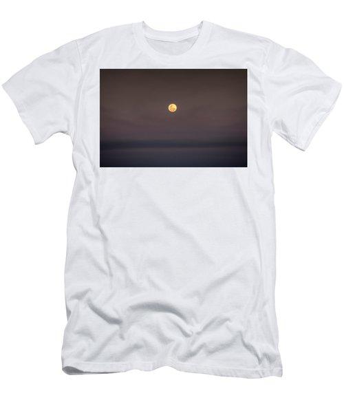Ocean Moon Men's T-Shirt (Athletic Fit)