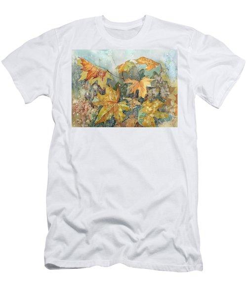 October Wind Men's T-Shirt (Athletic Fit)