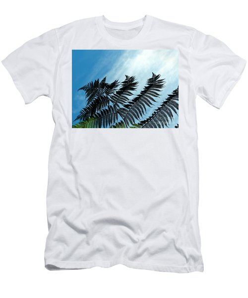 Palms Flying High Men's T-Shirt (Athletic Fit)