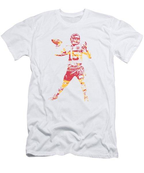635e2442931 Patrick Mahomes Kansas City Chiefs Apparel T Shirt Pixel Art 1 Men's T-Shirt  (