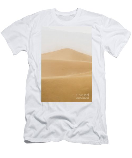 Patterned Desert Men's T-Shirt (Athletic Fit)