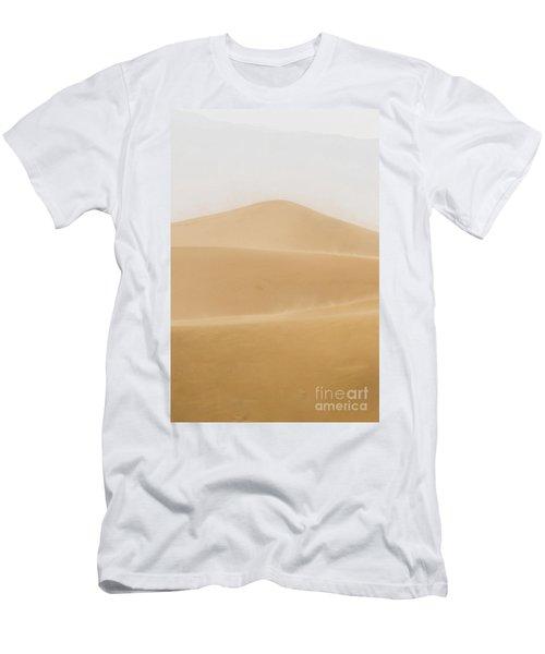 Patterned Desert Men's T-Shirt (Athletic Fit)