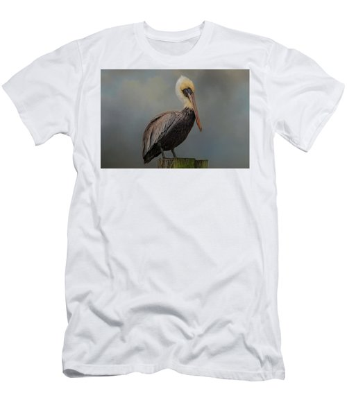 Pelican's Perch Men's T-Shirt (Athletic Fit)
