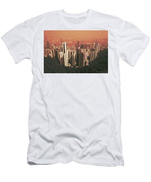 Pick-up Sticks Men's T-Shirt (Athletic Fit)